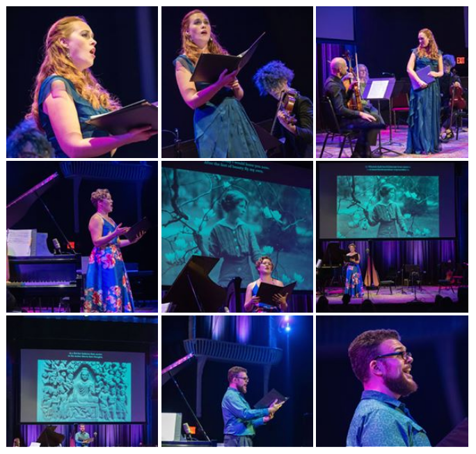 See a full gallery of photos from our 5th Anniversary concert on Facebook.